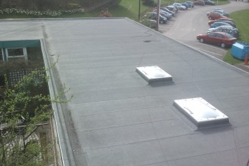 Deboflex High Performance Felt for flat roof repairs and installations