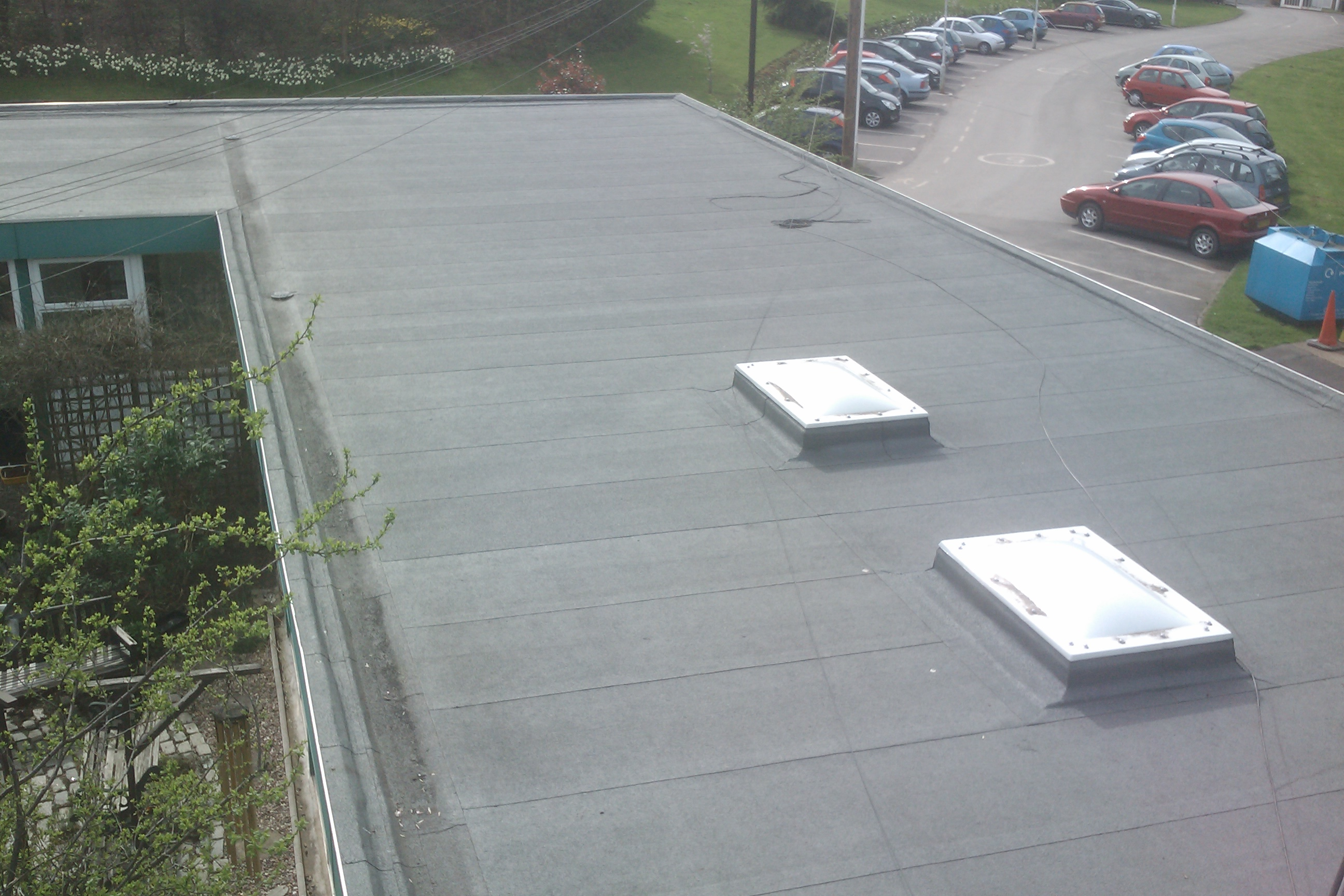 Deboflex High Performance Felt Roofing From Futura Roof In