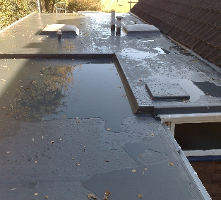 Flexiseal® Fibreglass Flat Roof Solutions Supplied and